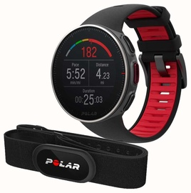 Polar Vantage V Titan Black + Polar H10 Heart Rate Belt