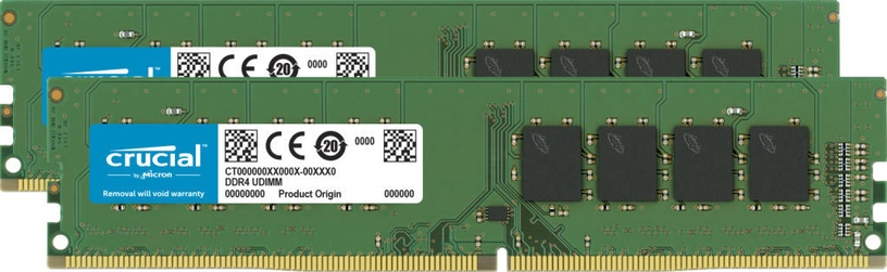 Operatīvā atmiņa (RAM) Crucial CT2K16G4DFRA32A DDR4 32 GB