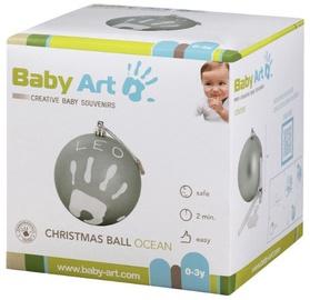 Baby Art Christmas Ball Ocean