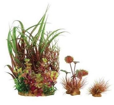 Zolux Decor Wiha Plantkit Artificial Plants Nr3