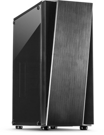 Inter-Tech T-11 Televen ATX Mid-Tower Black