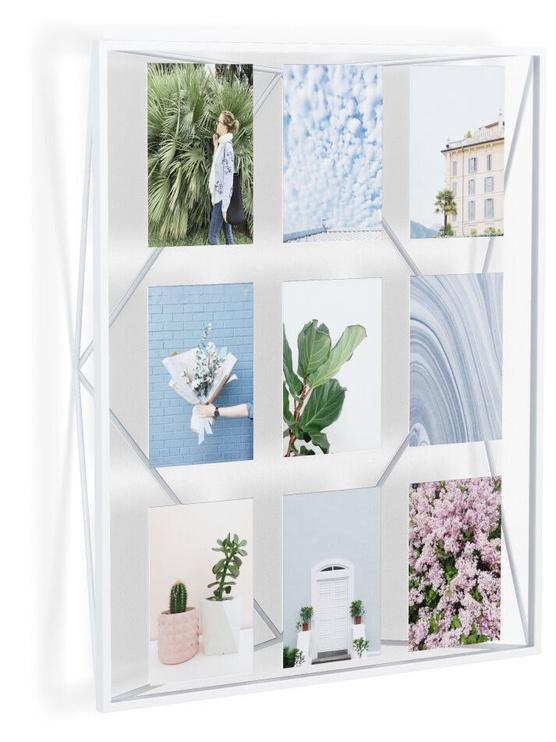 Umbra Prisma Photo Frame White