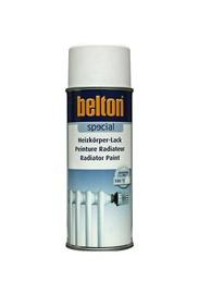 Aerozoliniai radiatorių dažai Belton, balti, 400 ml