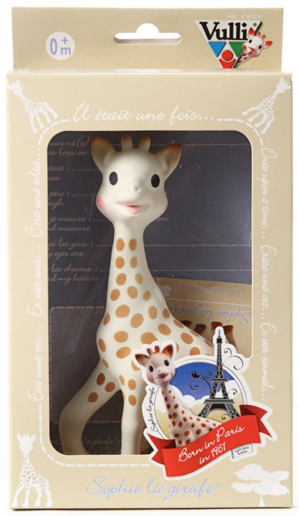 Vulli Teether Sophie La Giraffe 17cm 616400M4