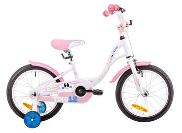 Vaikiškas dviratis Romet Tola 12 White Pink 19