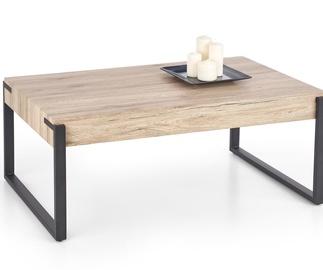 Kafijas galdiņš Halmar Capri San Remo Oak, 1100x640x420 mm