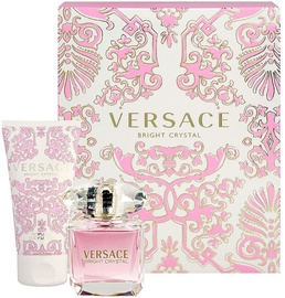 Versace Bright Crystal 30ml EDT + 50ml Body Lotion