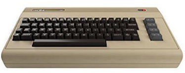 The C64 Commadore64 Mini