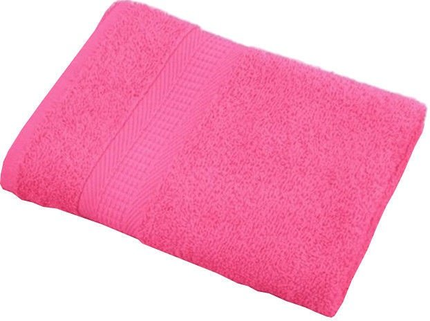 Bradley Towel 50x70cm Fuchsia New