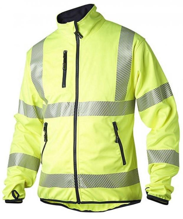 Джемпер Top Swede Men's Sweater With Reflectors 7721-10 Yellow XXL