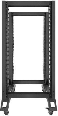 Lanberg OR01-6822-B Open Rack Cabinet