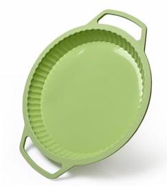 Fissman Round Cake Pan With Handles 26x32х3cm