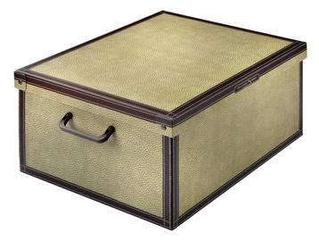 Dėžė, su dangčiu ir rankena, 50 x 40 x 25 cm