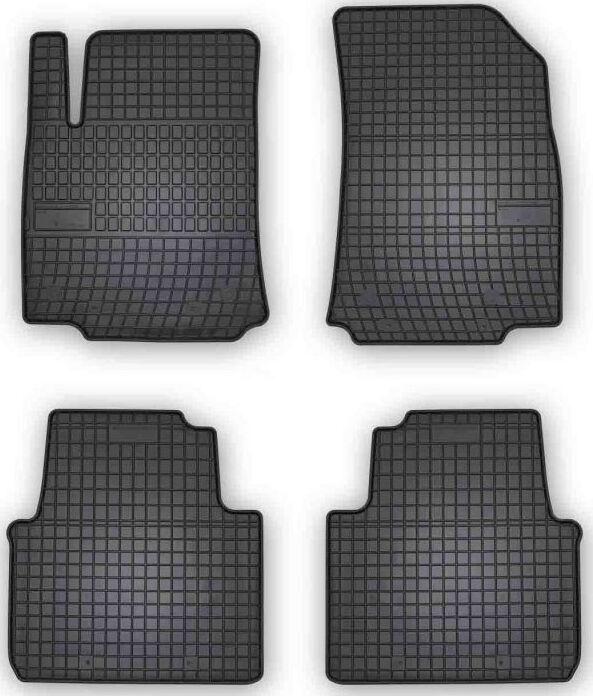Frogum Toyota Land Cruiser 200 Lift Rubber Floor Mats