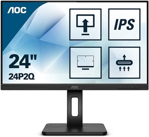 "Monitorius AOC 24P2Q, 23.8"", 4 ms"