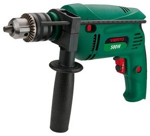 Verto 50G515 Impact Drill 500W 13mm