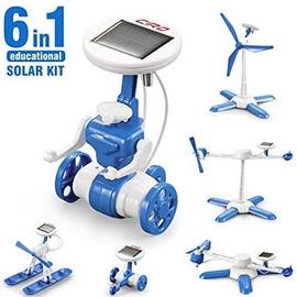 6In1 Solar Kit Robot Constructor B8B