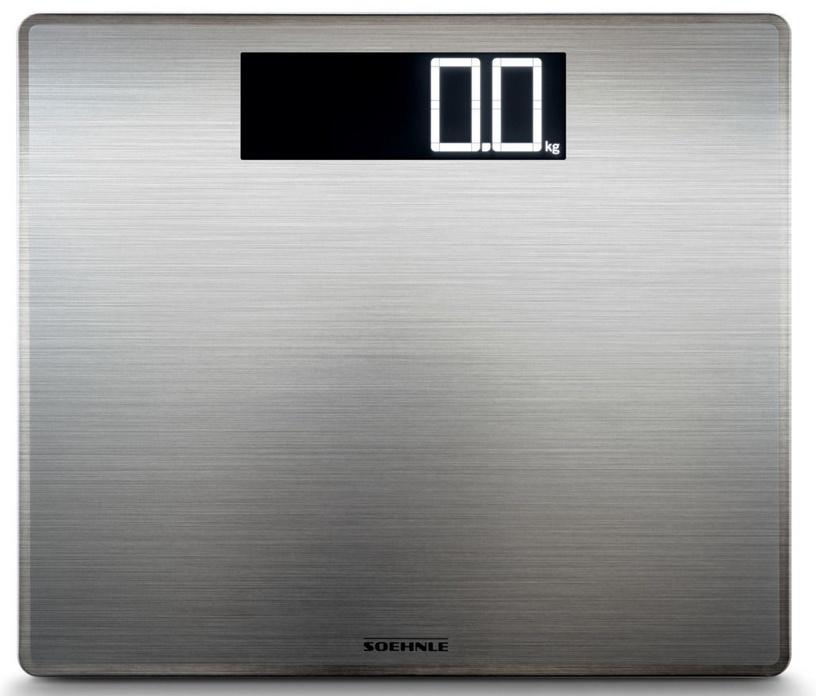 Svarstyklės Soehnle Style Sense Safe 300 Inox