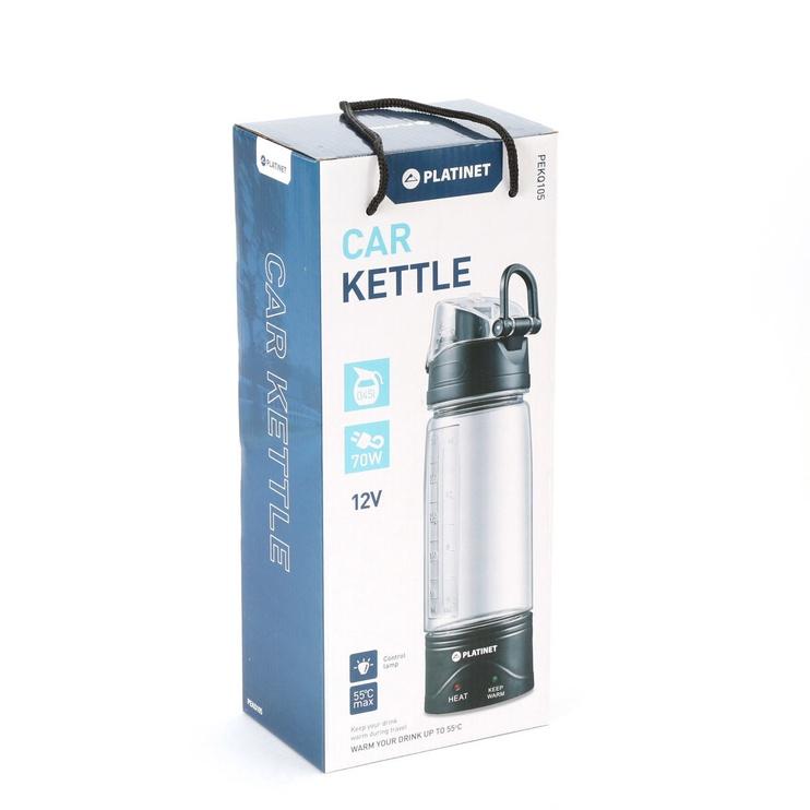 Platinet PEKQ105 Car Kettle 12V 0.45l
