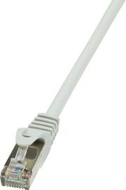 LogiLink Patch Cable Cat.6 F/UTP EconLine 20m Grey