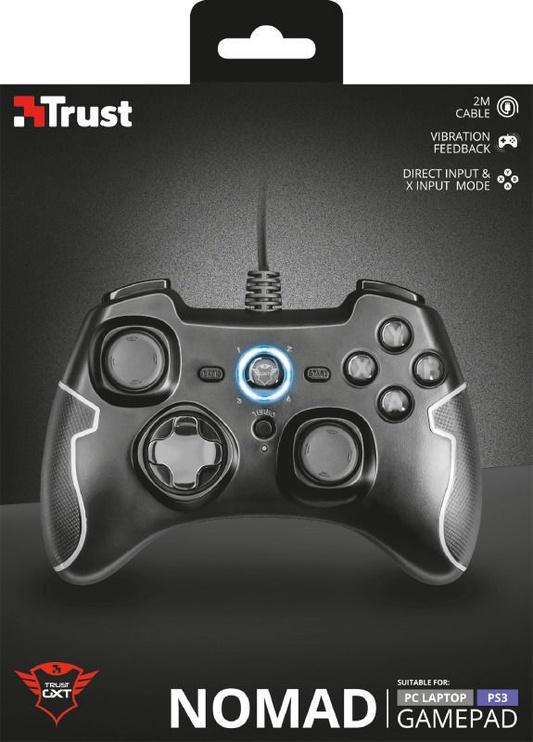 Žaidimų pultas Trust GXT 560 Nomad
