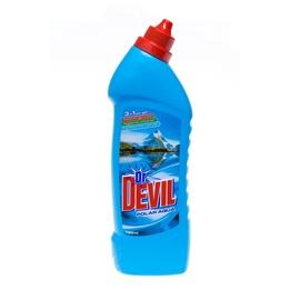 Unitazų valiklis Dr. Devil Polar Aqua 3 in 1, 0,75 l