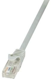 LogiLink CAT 6 U/UTP Cable Grey 1m