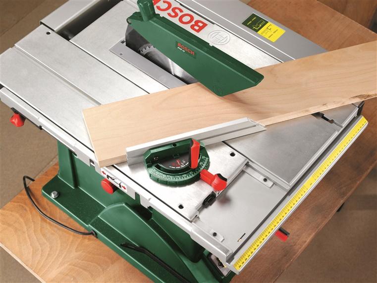 Ketassaepink Bosch PTS 10, 1400W, 254mm