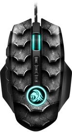 Sharkoon Drakonia II Optical Gaming Mouse Black/Silver