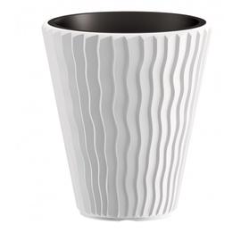 Prosperplast Indoor Plant Pot 29.7x33cm White