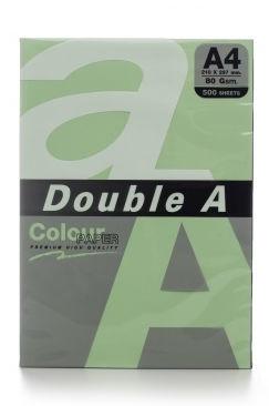 Бумага Double A Colour Paper A4 500 Sheets Emerald