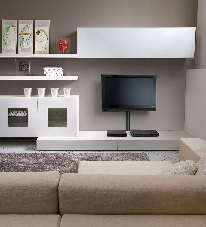 Meliconi Tv Meubel.Meliconi Cable Cover 65maxi Black