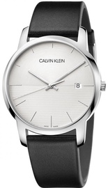 Calvin Klein Men's Watch City K2G2G1CD Black