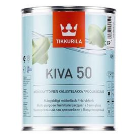 Lakas Tikkurila Kiva 50, pusiau blizgus, 0.9 l