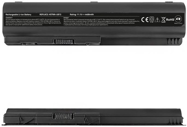 Аккумулятор для ноутбука Qoltec Long Life Notebook Battery For HP CQ40/45 4400mAh