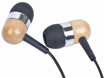 Ausinės Gembird MP3-EP08 Brown