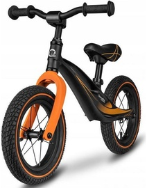 Lionelo Bart Balance Bike Air Sporty Black