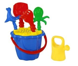 Набор игрушек для песочницы N06, многоцветный