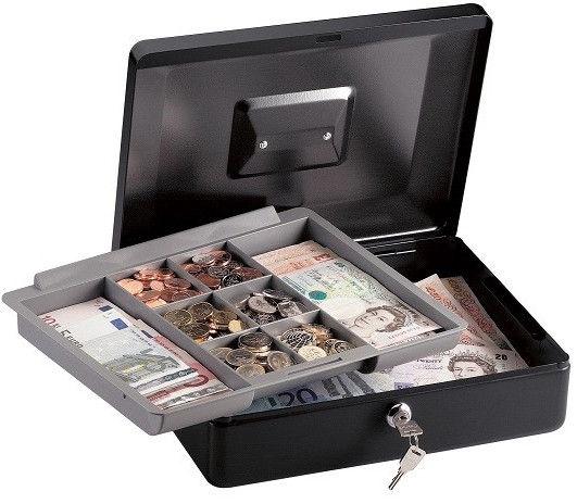 MasterLock Medium Cash Box CB-12ML