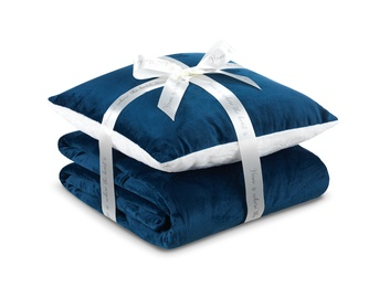 Tekk Dormeo Warm Hug 110065134 Blue, 130x190 cm