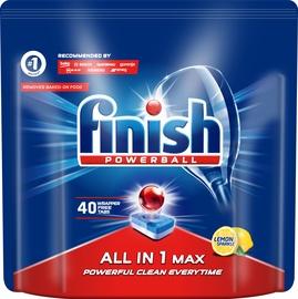 Капсулы для посудомоечной машины Finish, 40 шт.