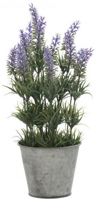 Искусственный цветок 4Living Lavender Artificial Flowers 33cm
