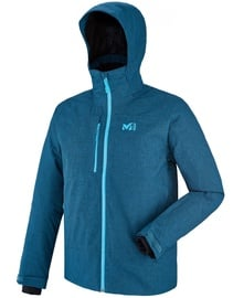 Millet Bullit II Heather Jacket Blue XXL