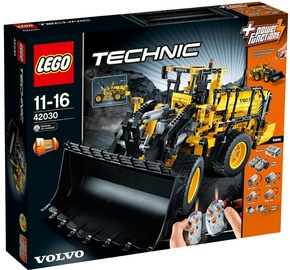 LEGO Technic Remote Controlled Volvo L350F Wheel Loader V29 42030