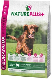 Eukanuba Nature Plus Puppy & Junior With Lamb & Rice 2.3kg