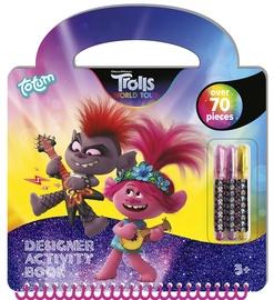 Totum Trolls World Tour Designer Activity Book 770249