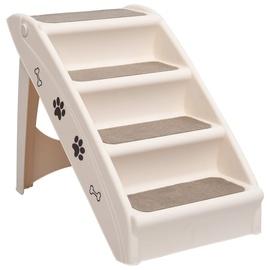 Ступенички VLX Folding Stairs, кремовый