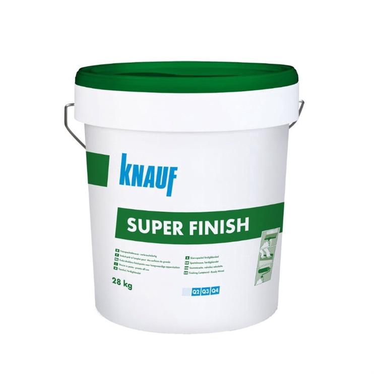 ŠPAKTELE SUPER FINISH 28KG KNAUF