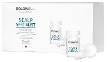 Goldwell Dualsenses Scalp Specialist Anti-Hair Loss Serum 8 x  6ml