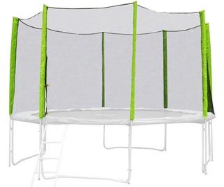 inSPORTline Froggy PRO Trampoline Safety Net 366cm Green